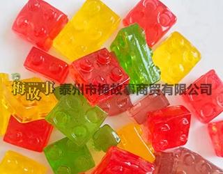 水果胶软糖