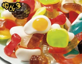 德国混合橡皮糖