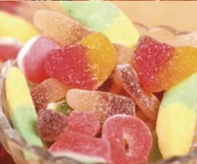 德国酸甜圈橡皮糖